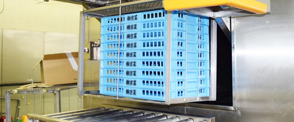 液体凍結装置SF-1160H